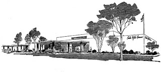 Saks Fifth Avenue - Skokie, Old Orchard Shopping Center, Skokie, IL.  (1958-1978, SF: 58,000).  This store was replaced by a larger store in the same mall (1978-2005, SF: 105,000).  Courtesy of The Department Store Museum: Saks Fifth Avenue, New York City, New York