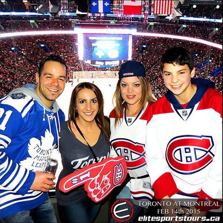 Elite Sports Tours Inc is heading to Montreal again this weekend to fill the Bell Centre with Leafs and Habs fans from all over.  Get on our waitlist to go watch playoff action in Montreal.  #jointheelite #whatdidyoudothisweekend