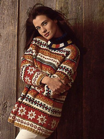 Fabulous Fair Isle | Yarn | Free Knitting Patterns | Crochet Patterns | Yarnspirations