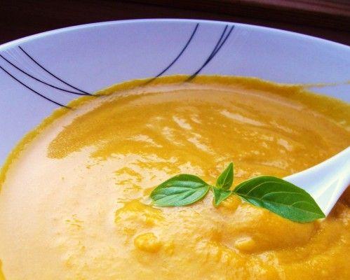 .oOo. soupe carotte coco