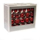 EUR 16,99 - 42 Weihnachtsbaumkugeln Glas Rot - http://www.wowdestages.de/eur-1699-42-weihnachtsbaumkugeln-glas-rot/