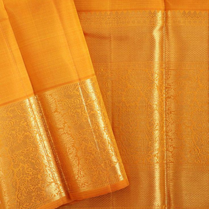 Kanakavalli Kanjivaram Silk Sari 100-01-25938 - Blouse View1