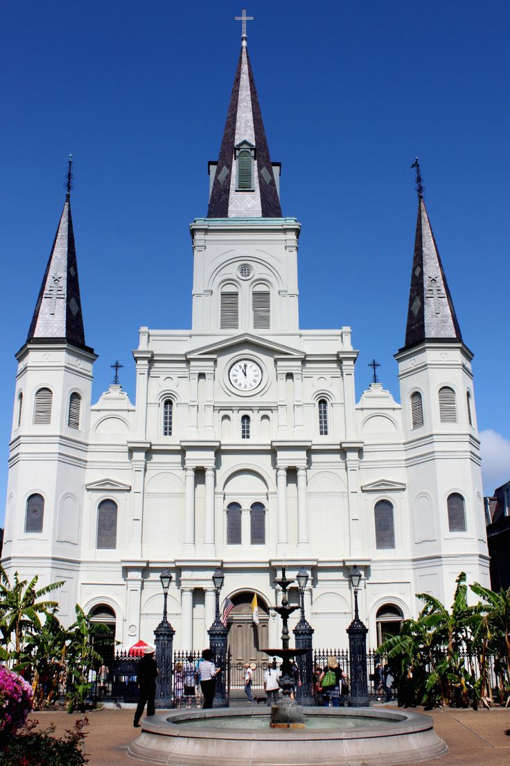 St. Louis Cathedral - New Orleans - Louisiana - USA (by Prayitno)