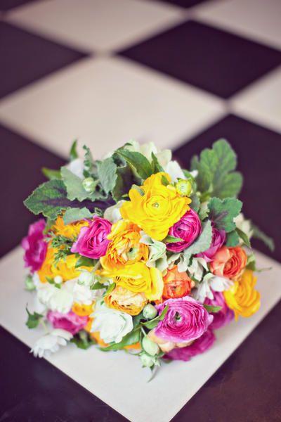 #Ranunculus #bouquet