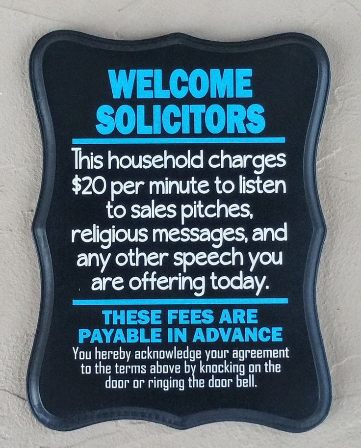 No solicitation sign - No solicitors - Funny wood sign - please go away - have a nice day by TalkingTreasures on Etsy https://www.etsy.com/listing/258785717/no-solicitation-sign-no-solicitors-funny
