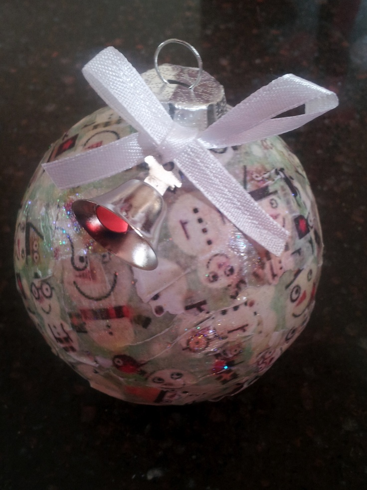 Etsy Christmas Ornaments