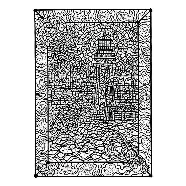 mind ware coloring pages - photo#17