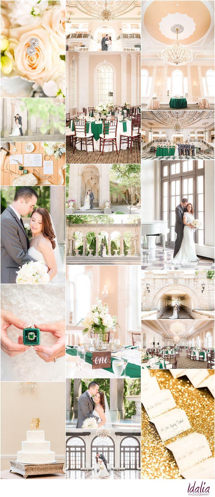 wedding venues asbury park nj%0A Berkeley Oceanfront Hotel Wedding Venue   Asbury Park  NJ   Photo by Idalia  Photography