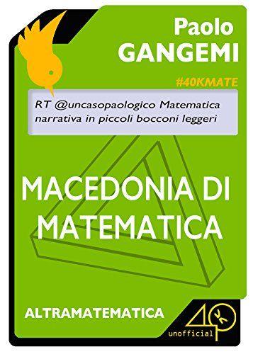 Scarica Libro Gratis Macedonia di matematica Pdf Epub
