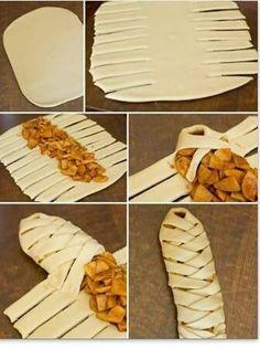 pão trançado2                                                                                                                                                                                 Mais