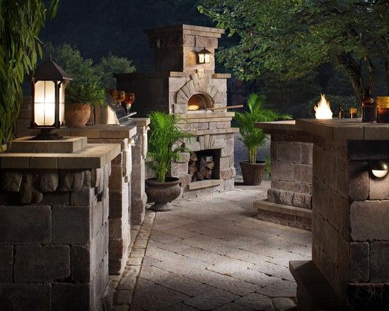 Patio String Lights Design, Pictures, Remodel, Decor and Ideas - page 10