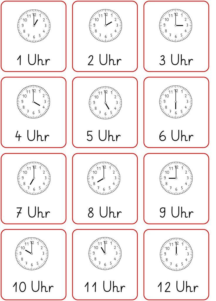 volle Stunden – beide Zeiten – Claudiaforg