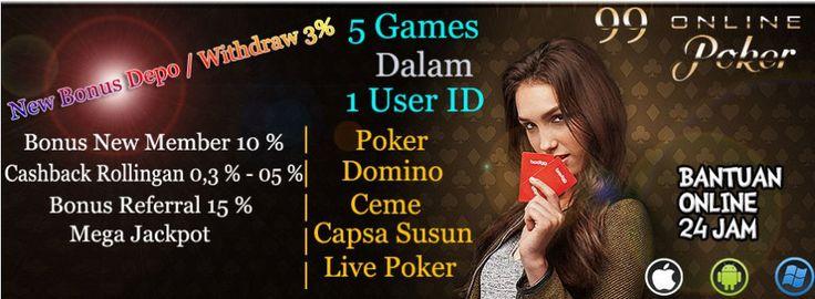 Trik Memainkan Judi Live Poker Online Agar Menang
