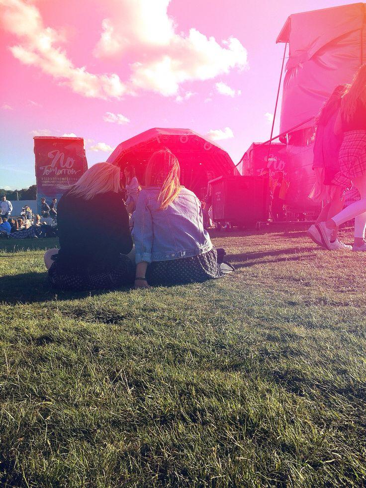 #notomorrow  #festival #music  #nottingham