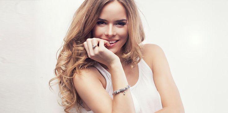 Cheveux blond miel - Cheveux blonds : les nuances