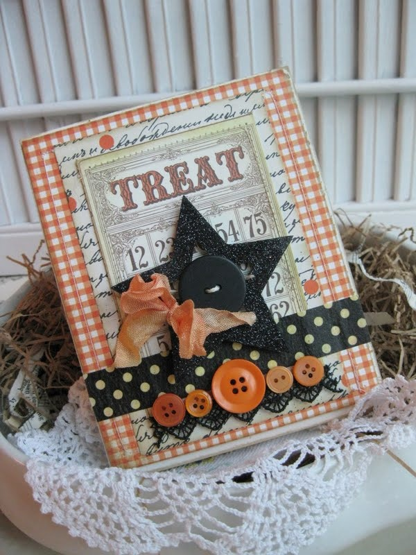 Vintage and Halloween = my two favorite things