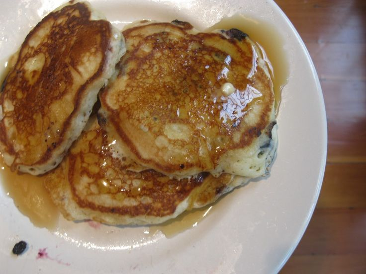 How to make aunt jemima pancakes without milk
