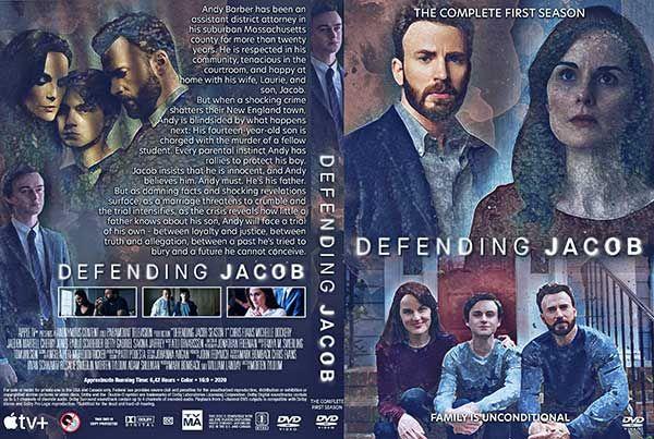 Defending Jacob Season 1 Dvd Cover Dvd Covers Movie Blog Custom Dvd