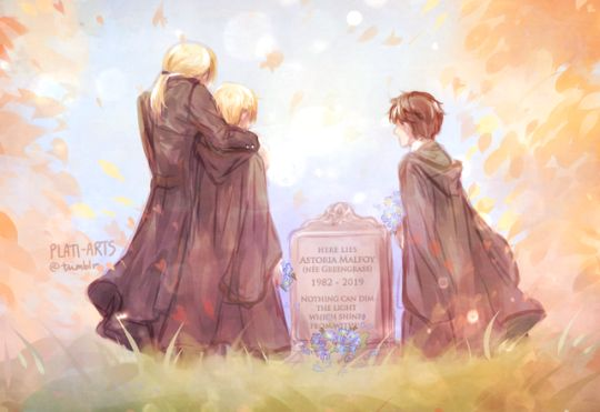 Scorpius: Come to the funeral. Albus: Of course. Scorpius: And be my good friend. - Harry Potter and the Cursed Child, Act 1 Scene 4 by Raven wings