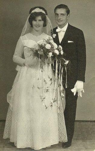 05 sierpień 1968 r. Henryka i Józef Suchodolscy