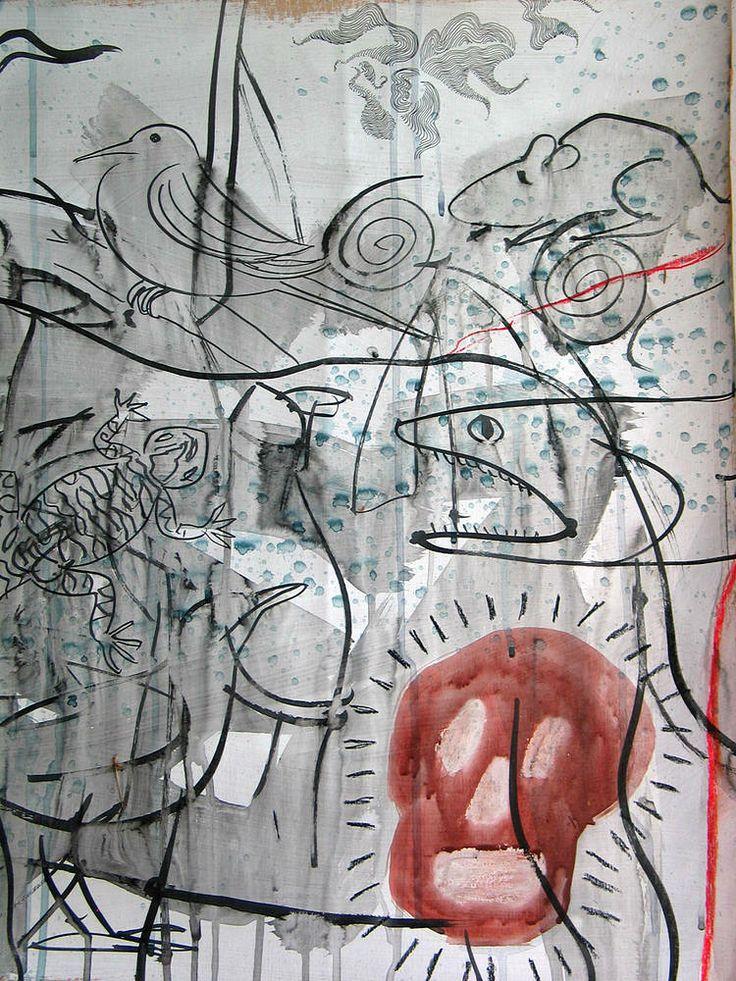 Natural Drawing 01 | Trevor Pye