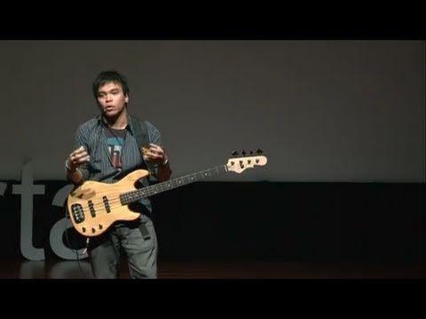 TEDxJakarta - Barry Likumahuwa - Bass, Passion, and Breakthrough [English Subtitles]
