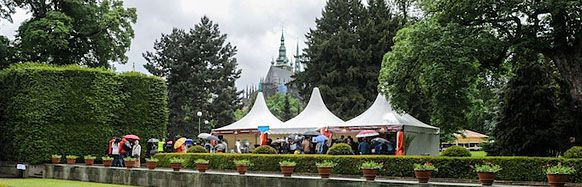 Prague Food Festival '15 @ Prague Castle 5/29-5/31