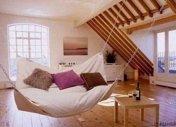 love this hammock bed