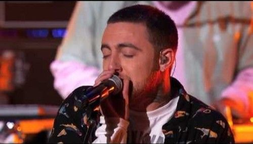Video: Mac Miller – Objects In The Mirror / Watching Movies / The Star Room / I Am Who I Am / S.D.S. / The Question (Live On Jimmy Kimmel) |...