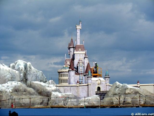 Walt Disney World expansion Beast Castle