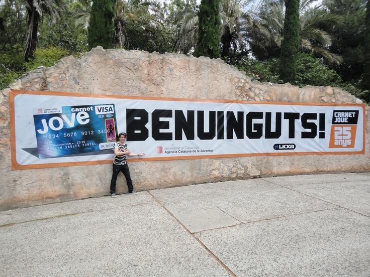 Celebración 25 Anys Carnet Jove en Port Aventura de Salou en Tarragona