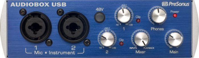 Presonus AudioBox USB Recording System