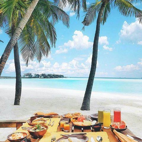 Hafta sonu kahvaltılarının tadına doyum olmaz 💙 Hele Maldivler'de bu muhteşem manzara eşliğinde tropik lezzetlerle güne başlamak çok keyifli değil mi? 💙💙💙 Fotoğraf 📸@alexpreview 💙💙💙 Hayalini kurduğunuz seyahatler için bizi arayabilirsiniz 💙  Travel@julesverne.com.tr  0212 266 6363    #julesvernetravel #maldivler #maldives #gililankanfushi #dreamtravel #hayalimdekitatil #travelawesome #beautifulplaces #bestvacations #bestplacestogo #lovetotravel #bestof #keşfet #keşfedeğer…