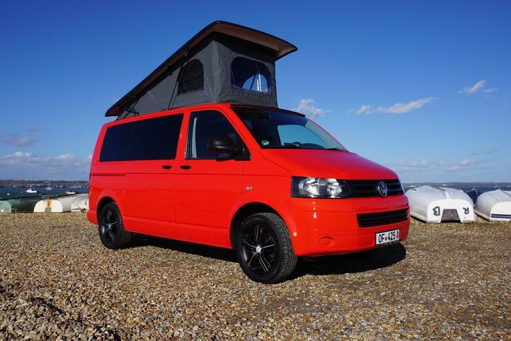 vw t5 california  campervan conversion a/c sat naw webasto