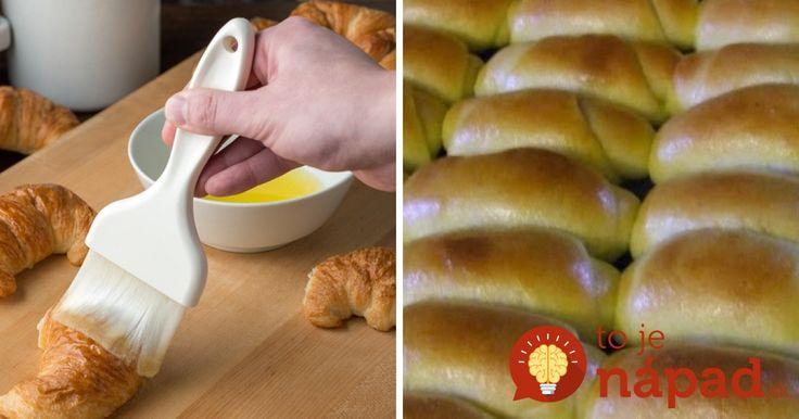 Čím potrieť pečivo, aby bolo najchutnejšie? Toto sú overené tipy!