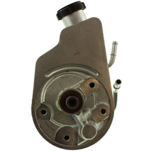 2000-2012 GMC Yukon XL 2500 Power Steering Pump, New, Includes Reservoir