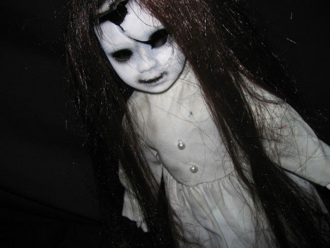 scary doll | Scariest Dolls Ever! ~ Extremely weird stuff