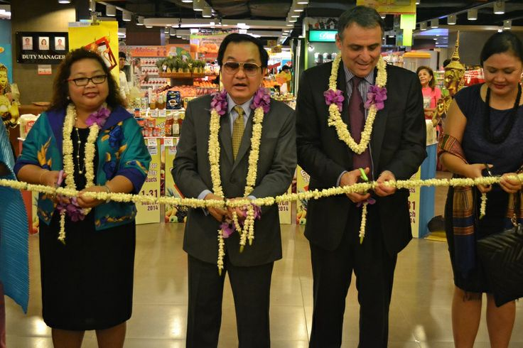 Acara Opening Experiencing Thailand 2014