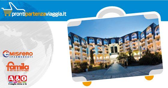 PRONTI, PARTENZA... VIAGGIA! ROGASKA SLATINA TERME da € 289 Scopri di più su http://www.prontipartenzaviaggia.it/it/services/871/rogaska_slatina_terme_hotel_sava_rogaska.html