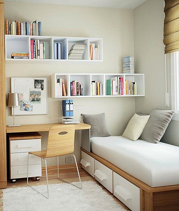 25+ best ideas about Quarto De Hospedes on Pinterest  ~ Quarto Solteiro Home Office