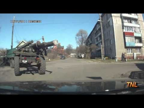 Dirigindo na Russia - Driving in Russia - Вождение в России. - YouTube