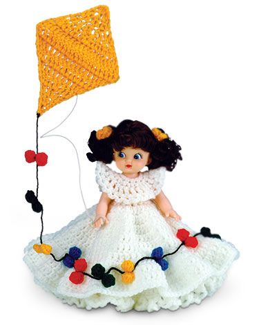 21 Best Crochet Bed Pillow Doll And Air Freshener Doll Patterns