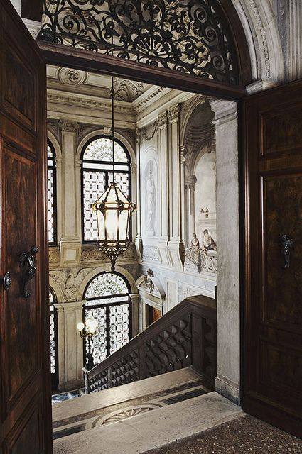 {travel inspiration | places : aman canale grande hotel, venice, italy} by {this is glamorous}, via Flickr