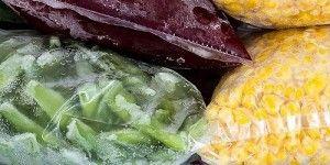 Como Congelar de Manera Correcta las Frutas y Vegetales
