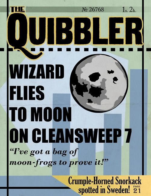 Quibbler Cover Quibbler cover | May-M...