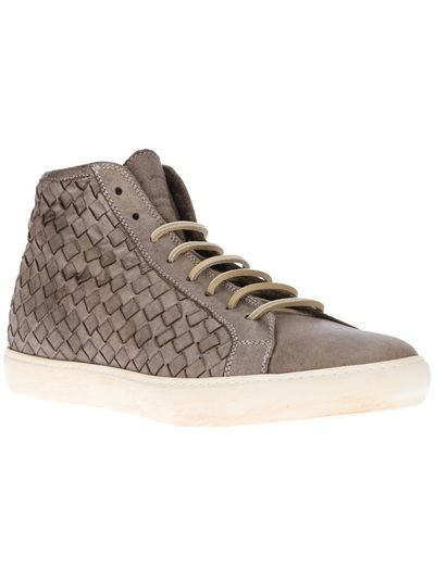 PANTOFOLA D ORO - high top trainer