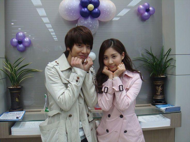 Yonghwa & Seohyun (YongSeo)