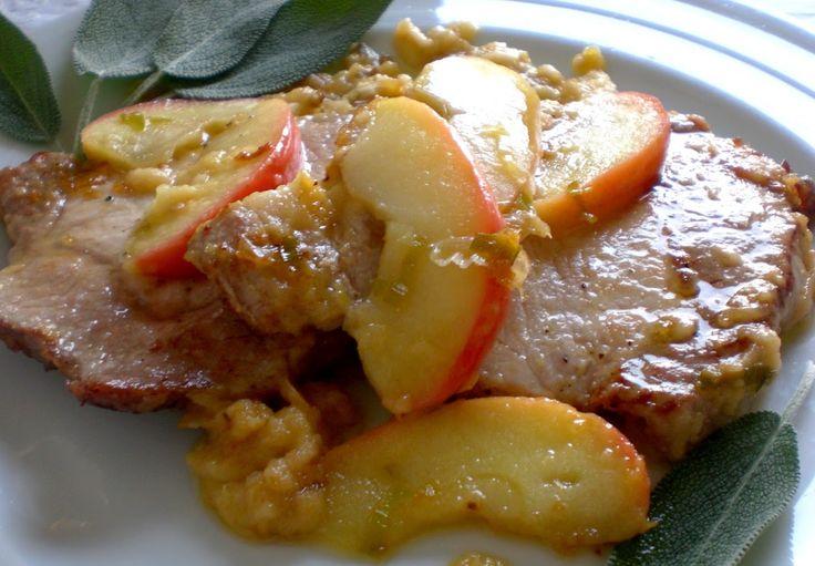 #Ricetta Nodini di maiale alle mele http://www.puntoricette.it/recipe/ricetta-nodini-di-maiale-alle-mele/  La ricetta per preparare dei gustosi nodini di maiale alle mele. Facile e veloce da preparare, questa ricetta