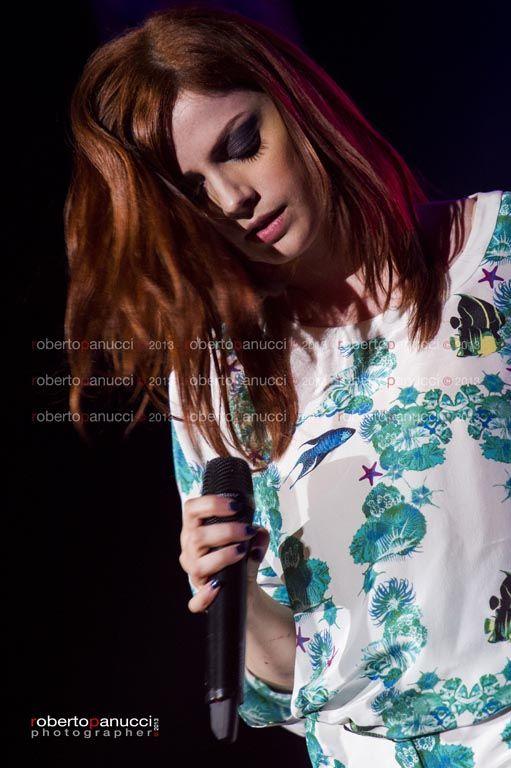 Annalisa Scarrone - Auditorium Parco della Musica 05-05-2013