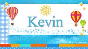 Resultado de imagen para kevin nombre